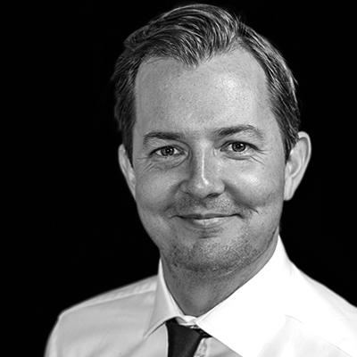 Image shows - Will McLaren-Clark, director of The McLaren Clark Consultancy.