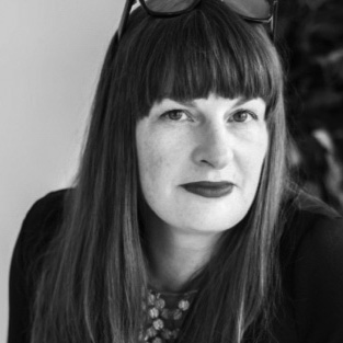 Image shows - Katherine Wildman, founder and director of Haydn Grey.