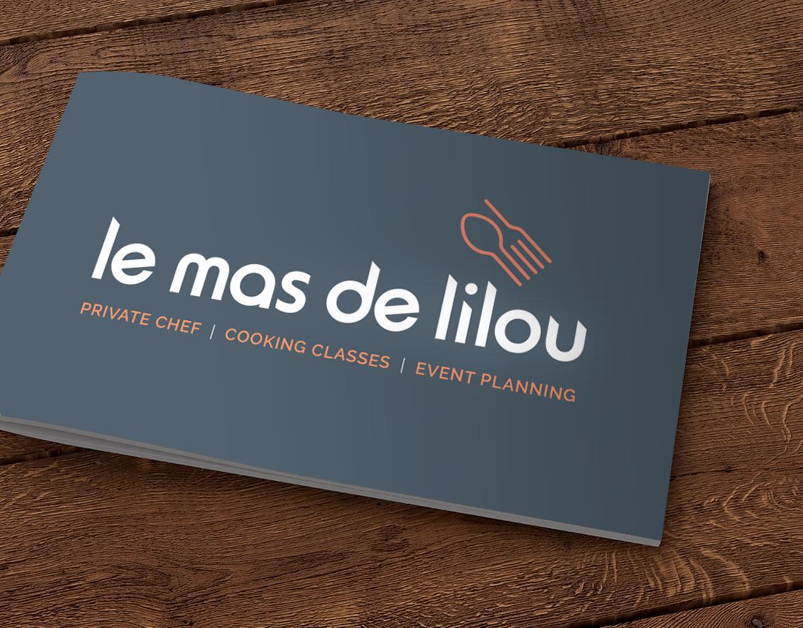 Image shows - Le Mas de Lilou by Oak Creatives